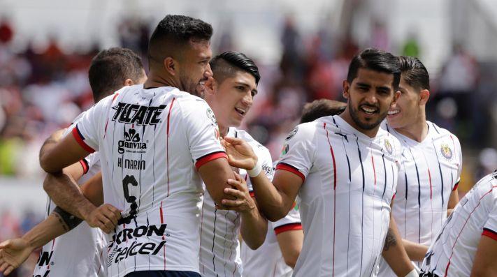 Chivas vs Morelia: EN VIVO