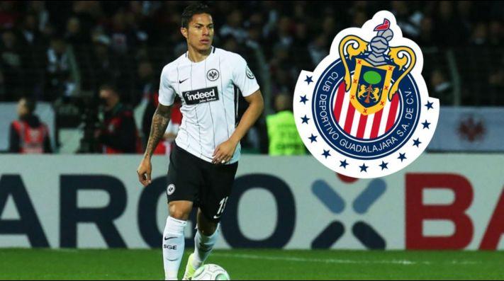 Jugador de Chivas fue encañonado; lo denuncia en redes sociales
