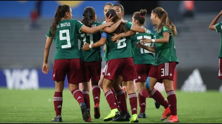 ¡Histórico! México avanza a la final del Mundial Femenil Sub 17
