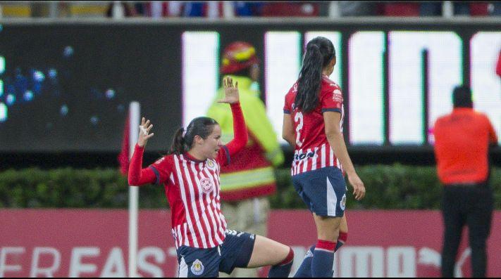 Resultados de las semifinales de ida de la Liga MX Femenil