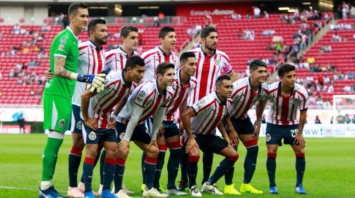 Estos serán los 23 convocados por Chivas para el Mundial de Clubes