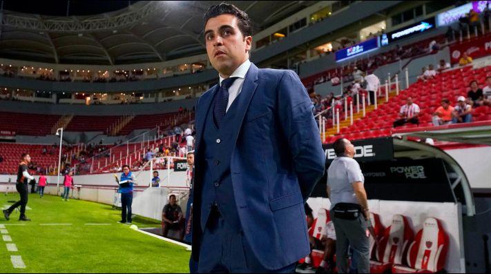 Marcelo Michel Leaño será director de fútbol juvenil profesional de Chivas