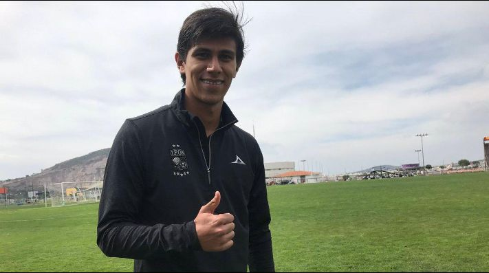 Chivas prestó a José Macías con elevada opción de compra