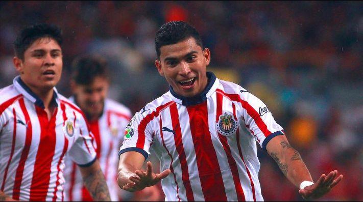 check out 260e8 e39c8 Chivas hizo un negocio con la venta de Orbelín Pineda ...