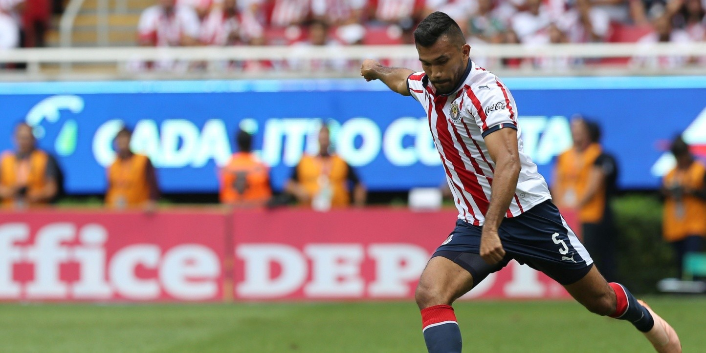 Hedgardo Marín ha destacado en Copa MX. (Foto: Getty Images)