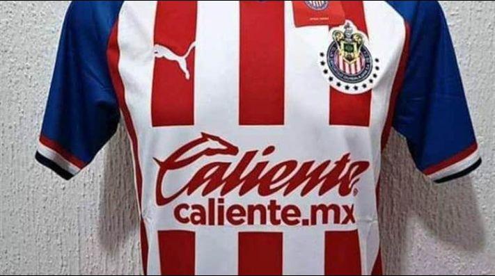 517418a16 Revelan cuánto pagó Caliente por aparecer en la camiseta de Chivas ...