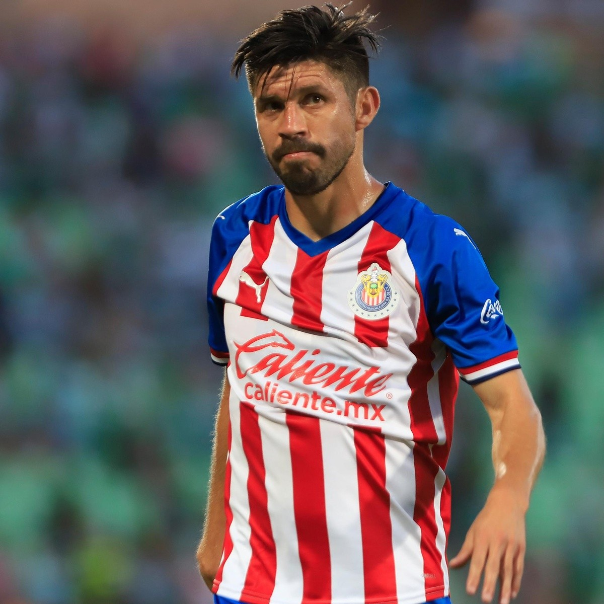 La razón por la que Chivas quiere salir de Oribe Peralta | Chivas ...