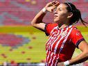 La delantera volverá al futbol tras seis meses dedicados al reality show Exatlón