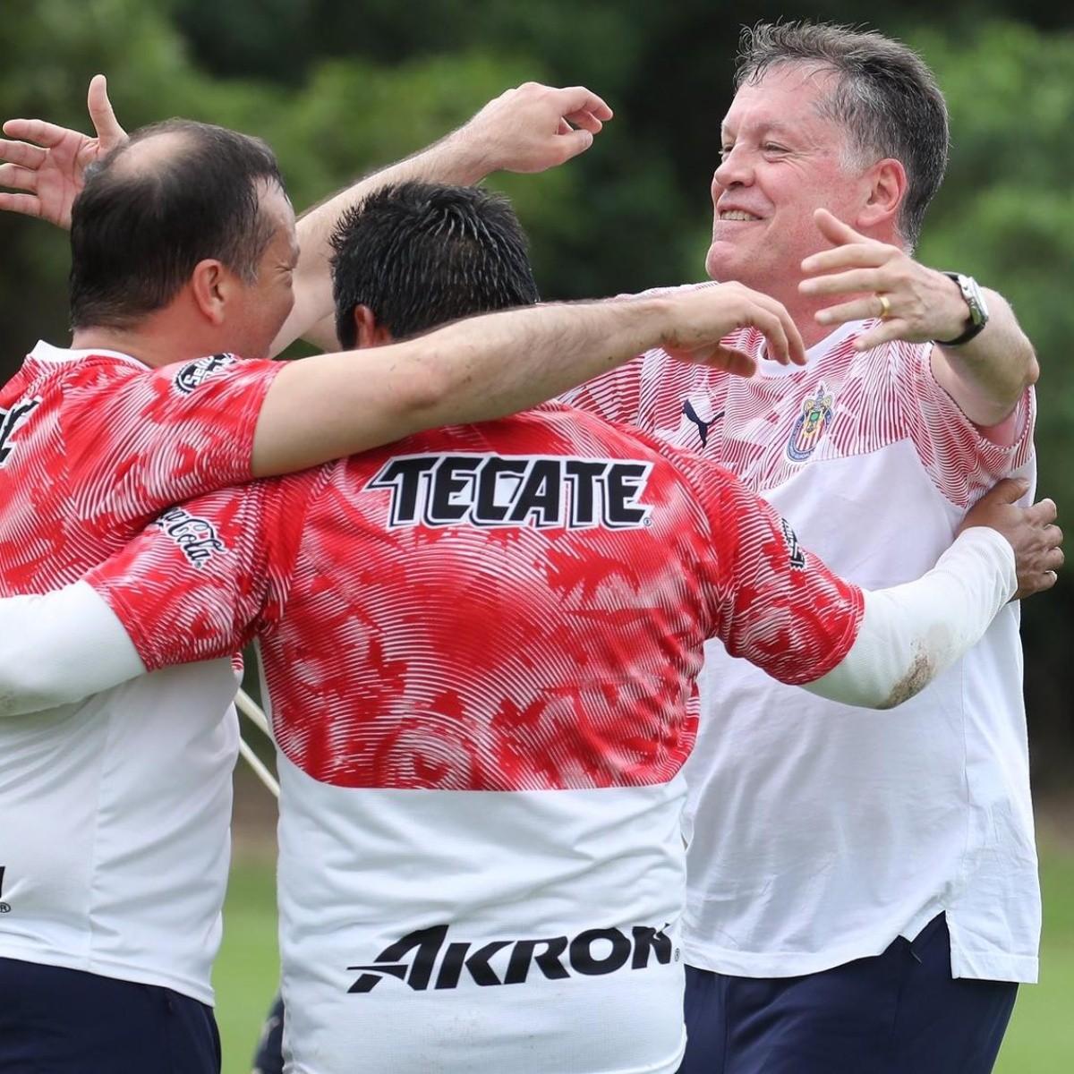 El primer objetivo deportivo en la gestión de Peláez con Chivas ...