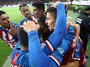 Tabla: Chivas quedó en la cuarta posición tras la Jornada 3