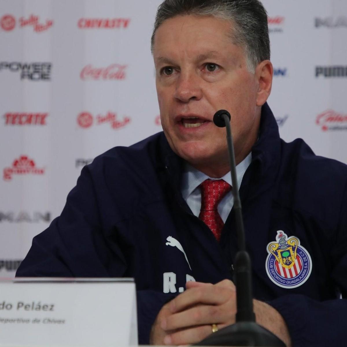 """Siempre estamos planeando"""": Ricardo Peláez piensa en la próxima ..."""