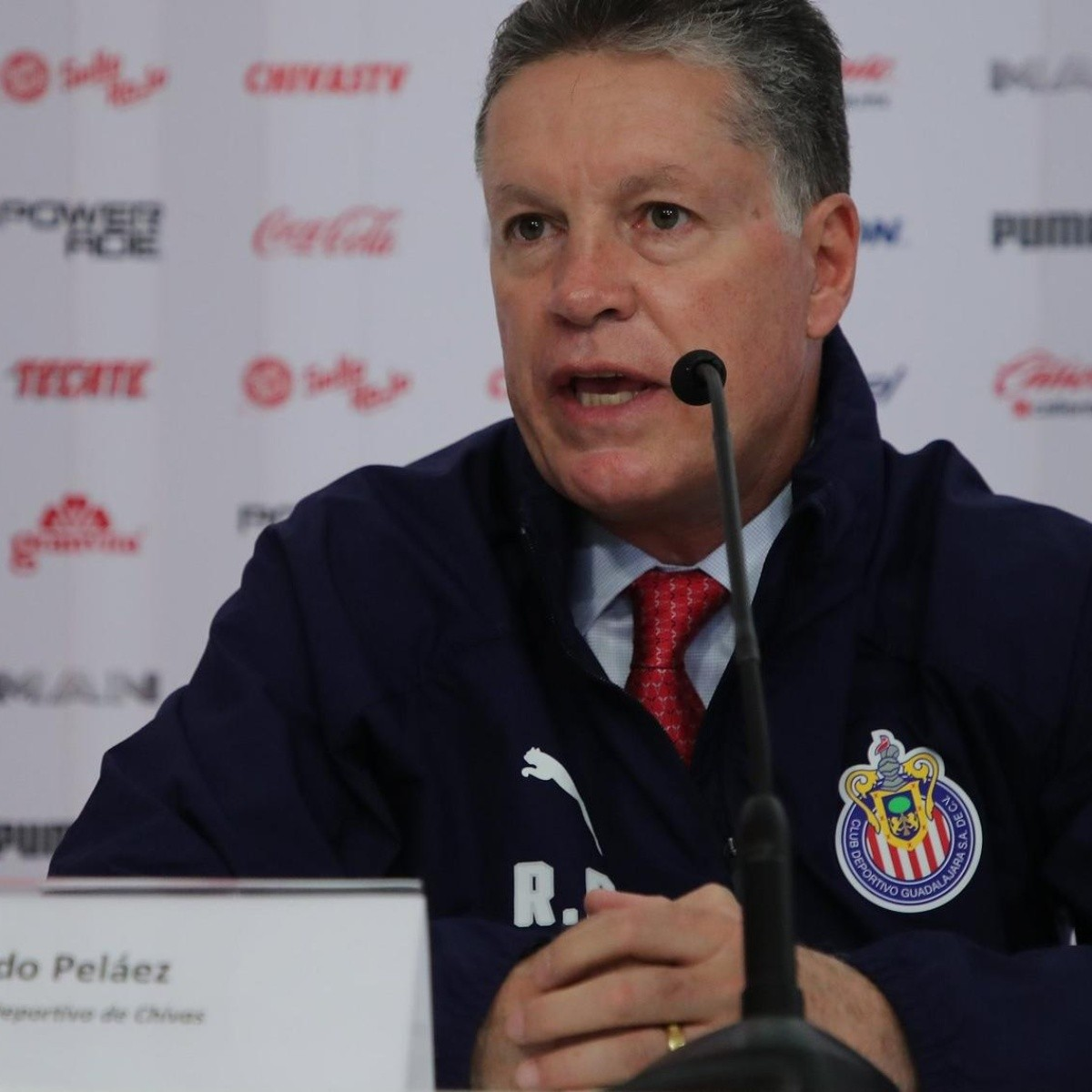 "Pensamos que el torneo va a concluir"": Ricardo Peláez ante posible ..."