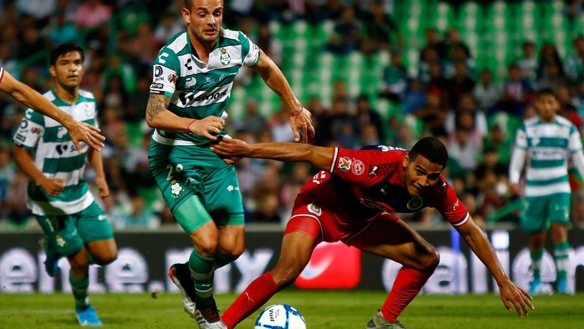 Qué canal transmite Chivas de Guadalajara vs Santos Laguna por la ...