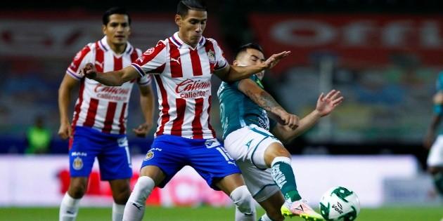 Chivas de Guadalajara: the series of the calendar of the Sagrado Sagrado and the Torneo Clausura Guard1anes 2021    Liga MX