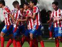 La Sub-20 de Chivas remontó un marcador adverso con cinco goles en el segundo tiempo del partido