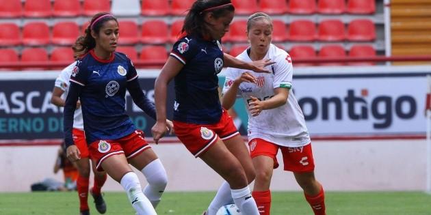 Joseline Montoya y Jaqueline Rodríguez deslumbran en el 11 ideal de la Jornada 14 en la Liga MX Femenil