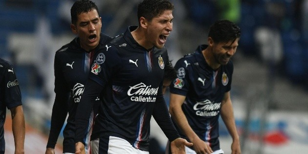 Guadalajara need to qualify for the Liguilla tras 2-1 win over Monterrey Rayados in the Torneo Guard1anes 2021 I Liga MX