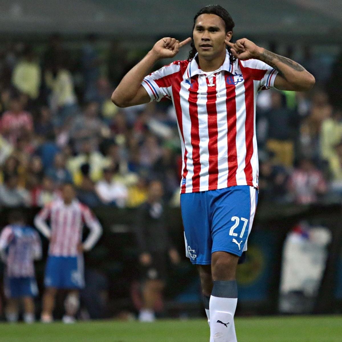 Gullit Peña revela el motivo por el que salió de Chivas; insinúa que no fue por su rendimiento e indisciplinas